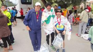 Paulo, Marcelo e Francis
