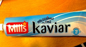 Caviar... hmmm :)